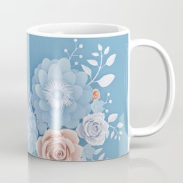 Rose Bleu Coffee Mug