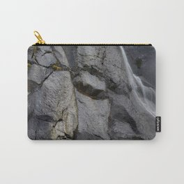 Aber Waterfall mimetolith Carry-All Pouch