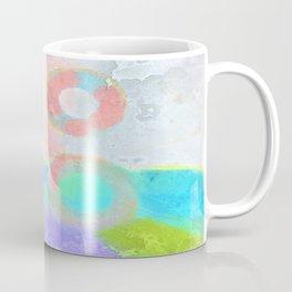 Original Abstract Digital Painting Coffee Mug
