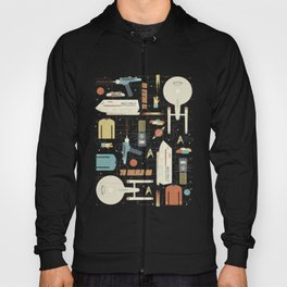 To Boldly Go... Hoody