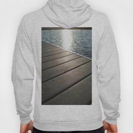 Sitting on the Dock of the Bay  Hoody