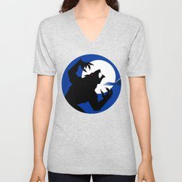 Werewolf Unisex V-Neck