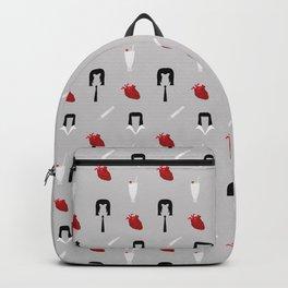 John Pattern Backpack