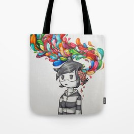 Brain Matter Tote Bag