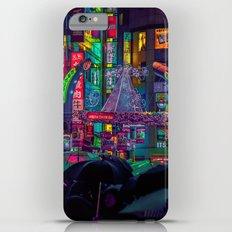 SHIBUYA NIGHTS / 渋谷 / Neon Noir iPhone 6s Plus Slim Case