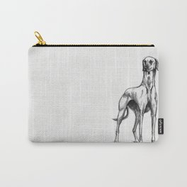 Sloughi Carry-All Pouch