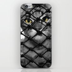 Tiger Inside iPhone & iPod Skin