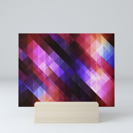 Pattern 11 Mini Art Print