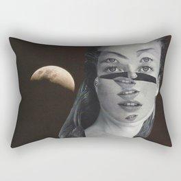 Lunatic Rectangular Pillow