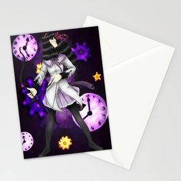 Homura Akemi Stationery Cards
