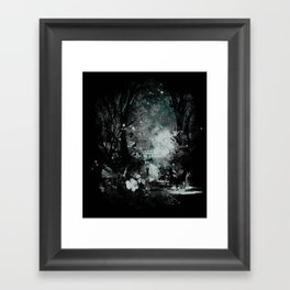 wish you the best my kid Framed Art Print