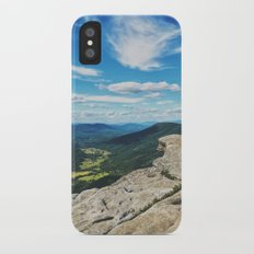 McAfee Knob Lookout • Appalachian Trail iPhone X Slim Case
