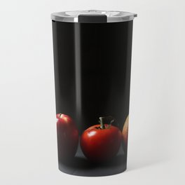 Pear Apple Tomato Orange Avocado Travel Mug