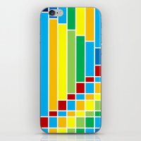 hot fuzz iPhone & iPod Skins featuring Fuzz Outline    by Project M