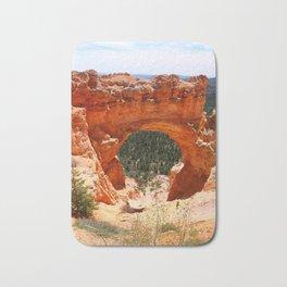 Natural Bridge - Bryce Canyon Bath Mat