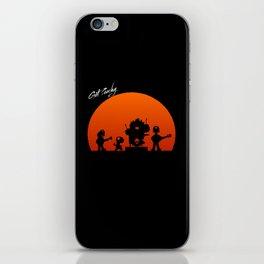 Get Peachy iPhone Skin