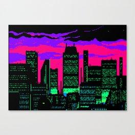 Cityscape #99 Canvas Print