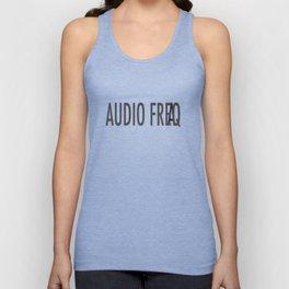 Audio Freq Unisex Tank Top