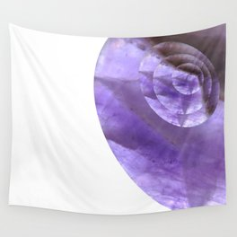 Mystical Powers of Amethyst #society6 Wall Tapestry