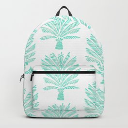 Palm Tree – Mint Palette Backpack