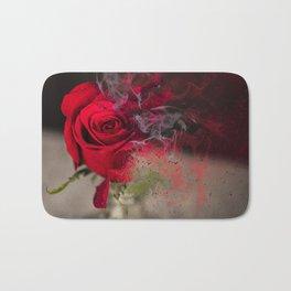 whats a rose Bath Mat