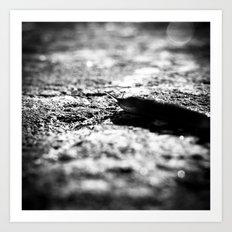 slug n.2 Art Print