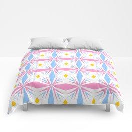 symetric patterns 29 -mandala,geometric,rosace,harmony,star,symmetry Comforters