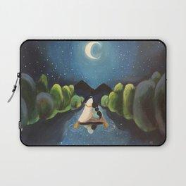 Aladdin and Jasmine Laptop Sleeve