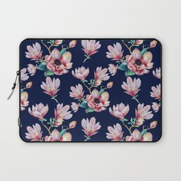 Romantic Floral Seamles Pattern 2 Laptop Sleeve