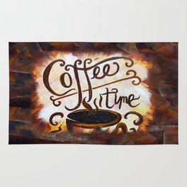 Coffee Time Rug