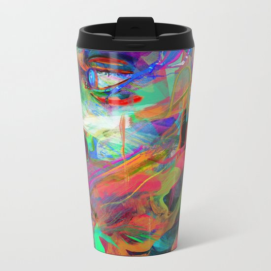 Balance Metal Travel Mug