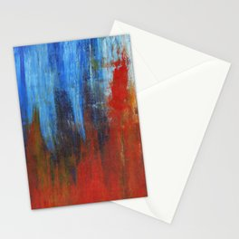 As the World Burns Stationery Cards