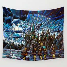 First Day of Magic... Wall Tapestry