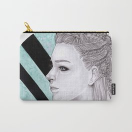 Lagertha the shield maiden Carry-All Pouch