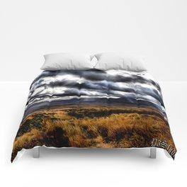 Dark Heather Comforters