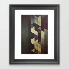 sylf myyd Framed Art Print