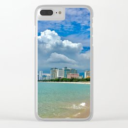 A Sunny Day In Vietnam Clear iPhone Case