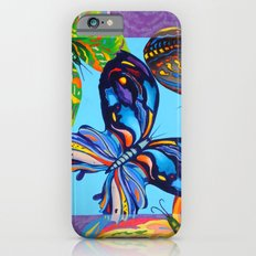 Butteflies are Free to Fly iPhone 6s Slim Case