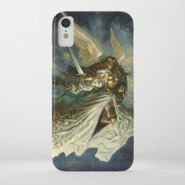 Baneslayer Angel iPhone Case