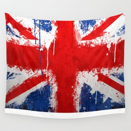 BRITISH FLAG Wall Tapestry
