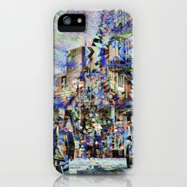Joust amiably until mediation ensues. Indubitably. iPhone Case