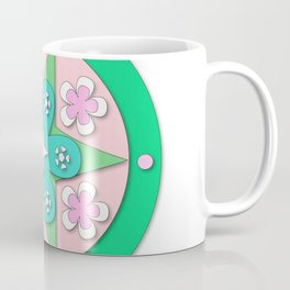 Mandala of Peace Coffee Mug