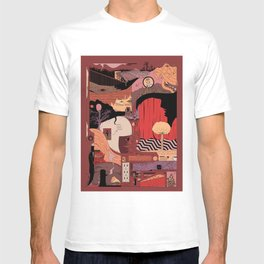 Who is the Dreamer T-shirt