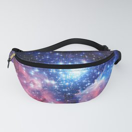 Extreme Star Cluster Fanny Pack