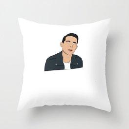 Eazy season Throw Pillow