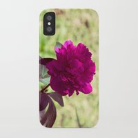 dc iPhone & iPod Cases featuring DC Flowers by Danielle