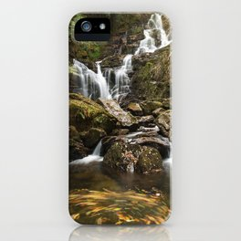 Torc Waterfall, Killarney, Ireland iPhone Case