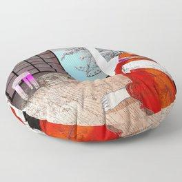 shibari 1 Floor Pillow