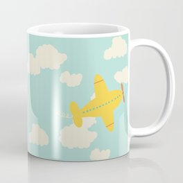 Flying By Coffee Mug