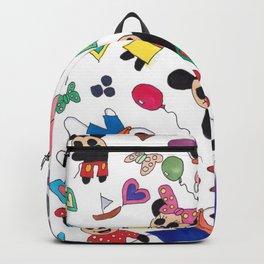 Meep meets magic Backpack